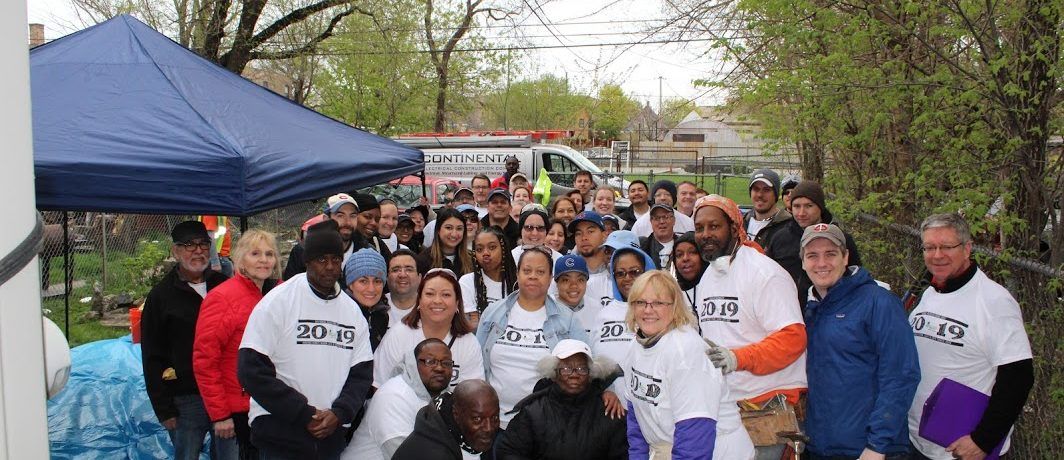 IIBEC-Chicago Joins CSI Chicago on National Rebuilding Day