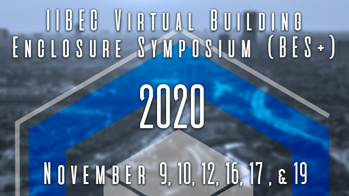Registration Now Open for 2020 Virtual IIBEC BES+